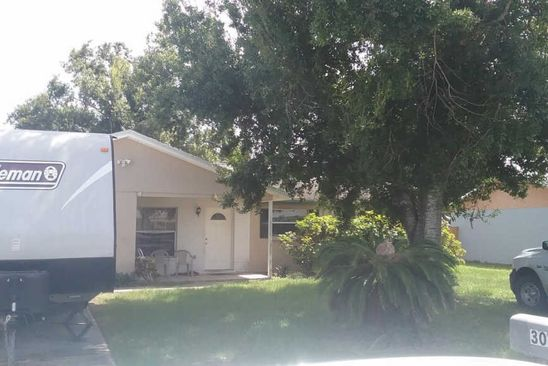 4 bed 2 bath Single Family at 3027 Grace St West Melbourne, FL, 32904 is for sale at 145k - google static map