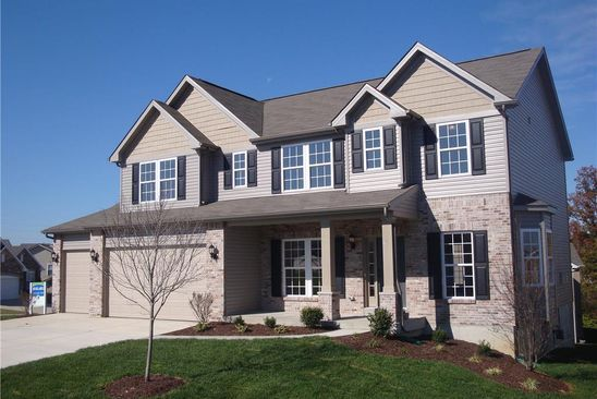 4 bed 3 bath Single Family at 116-TBB Pinewood Trails Dr Wentzville, MO, 63376 is for sale at 294k - google static map