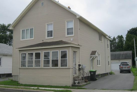 4 bed 2 bath Multi Family at 312 RAILROAD ST FRANKFORT, NY, 13340 is for sale at 75k - google static map