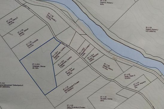 null bed null bath Vacant Land at 0 River Rd Johnsburg, NY, 12853 is for sale at 45k - google static map