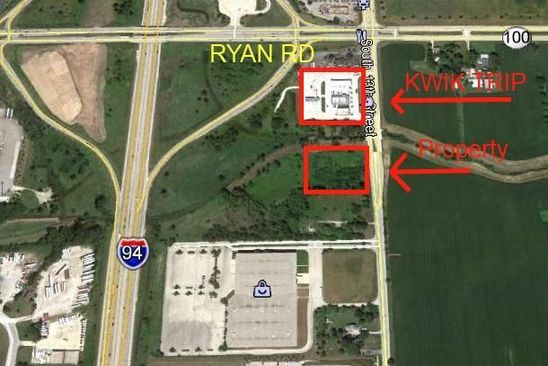 null bed null bath Vacant Land at 9611 S 13th St Oak Creek, WI, 53154 is for sale at 300k - google static map
