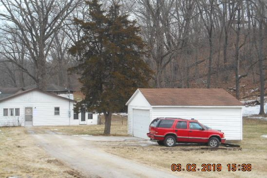 2 bed 1 bath Single Family at 776 N 2853rd Rd Utica, IL, 61373 is for sale at 60k - google static map