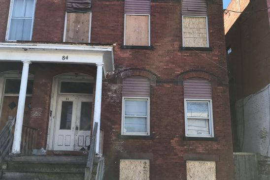 6 bed 2 bath Multi Family at 84 HUNTER AVE ALBANY, NY, 12206 is for sale at 50k - google static map