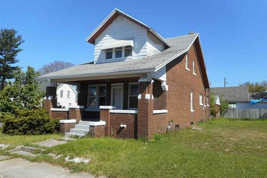4 bed 2 bath Single Family at 1349 POLAND ST SOUTH BEND, IN, 46619 is for sale at 29k - google static map