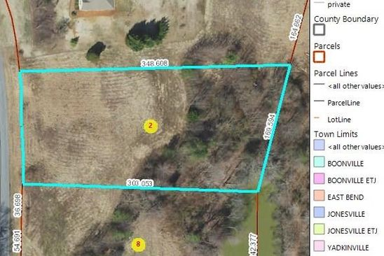 null bed null bath Vacant Land at 1013 Ridgeway Dr East Bend, NC, 27018 is for sale at 24k - google static map