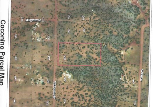 null bed null bath Vacant Land at 1415 W Ridgeview Dr Ash Fork, AZ, 86320 is for sale at 15k - google static map