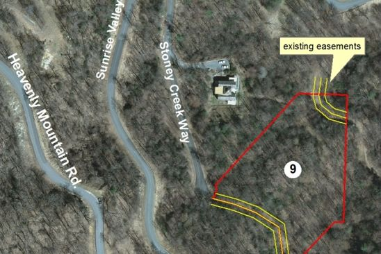 null bed null bath Vacant Land at  Stony Creek Way Boone, NC, 28607 is for sale at 39k - google static map