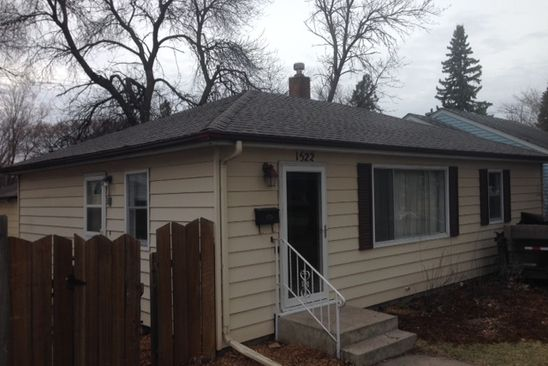 4 bed 2 bath Single Family at 1522 4TH ST N FARGO, ND, 58102 is for sale at 199k - google static map