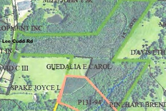 null bed null bath Vacant Land at 000 Lee Cudd Rd Rutherfordton, NC, 28139 is for sale at 297k - google static map