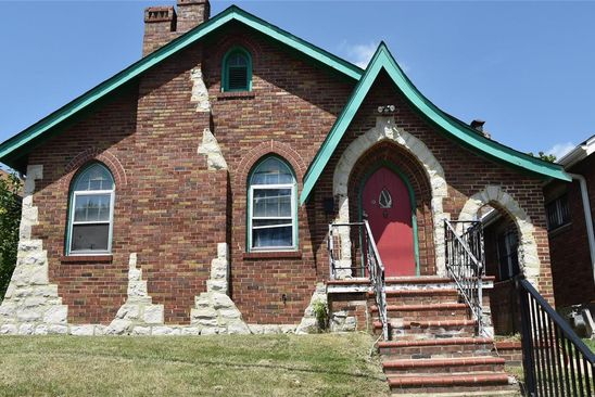 2 bed 1.5 bath Single Family at 7067 W FLORISSANT AVE SAINT LOUIS, MO, 63136 is for sale at 18k - google static map