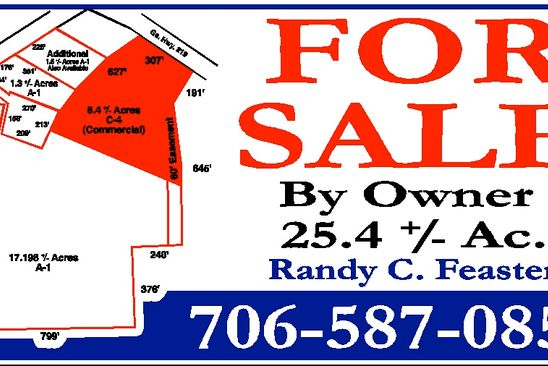 null bed null bath Vacant Land at 16389 Ga Highway 219 West Point, GA, 31833 is for sale at 190k - google static map
