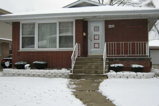 3 bed 2 bath Single Family at 14637 PARKSIDE DR DOLTON, IL, 60419 is for sale at 105k - google static map