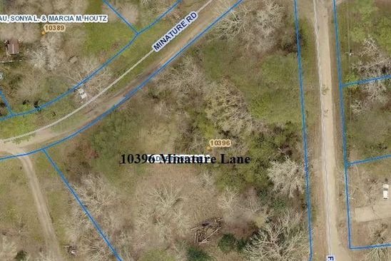 null bed null bath Vacant Land at 10396 Minature Rd Saint Francisville, LA, 70775 is for sale at 38k - google static map
