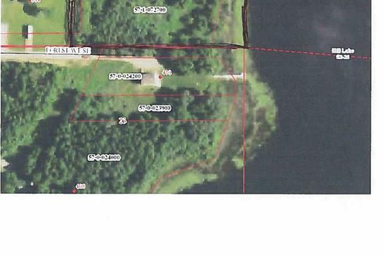 0 bed null bath Vacant Land at  Tbd Forest Ave Hill City, MN, 55748 is for sale at 59k - google static map