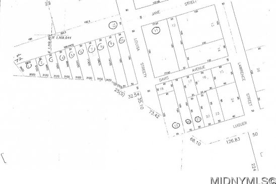null bed null bath Vacant Land at 338 Jane Rome, NY, 13440 is for sale at 250k - google static map