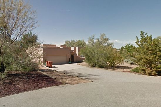 4 bed 3 bath Single Family at 107 MADELINE CT CORRALES, NM, 87048 is for sale at 415k - google static map