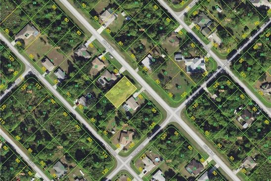 null bed null bath Vacant Land at 5449 Gillot Blvd Port Charlotte, FL, 33981 is for sale at 10k - google static map
