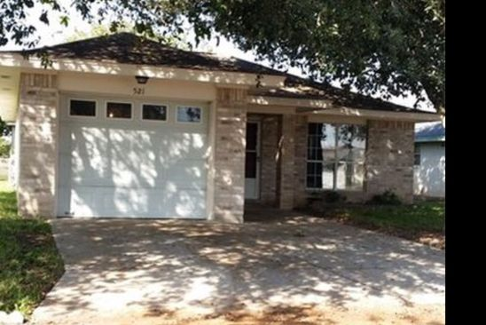 2 bed 2 bath Single Family at 521 GEMINI ST MISSION, TX, 78572 is for sale at 95k - google static map