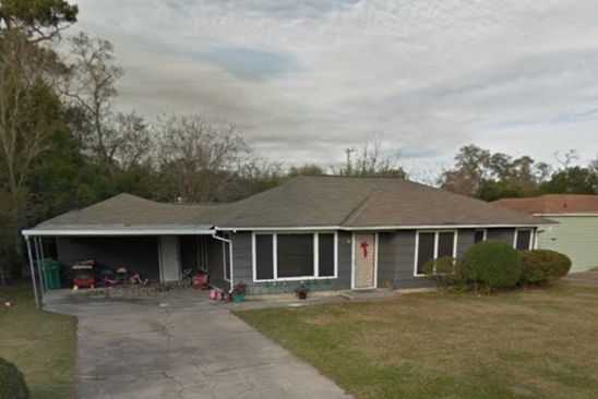 3 bed 1 bath Single Family at 1508 Chapman St Orange, TX, 77630 is for sale at 62k - google static map