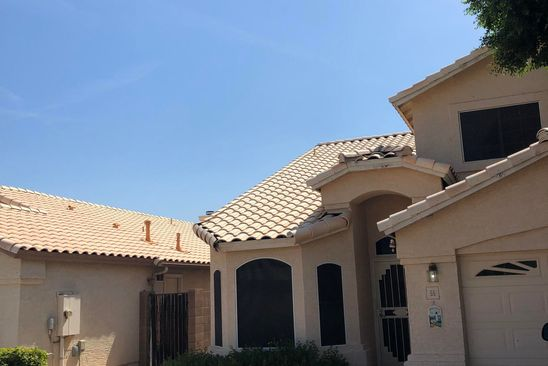 4 bed 2.5 bath Single Family at 55 S Garnet Rd Gilbert, AZ, 85296 is for sale at 225k - google static map