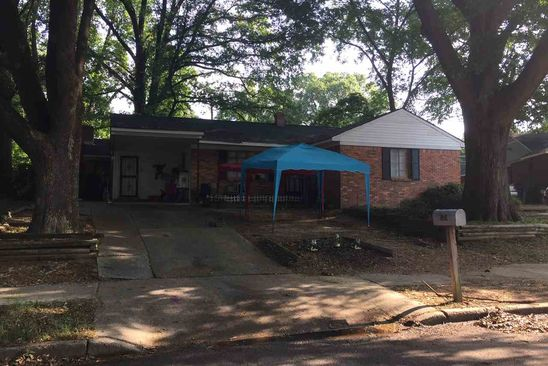 3 bed 1 bath Single Family at 1310 Dogwood Dr Memphis, TN, 38111 is for sale at 65k - google static map